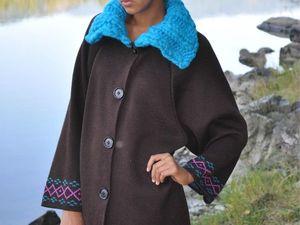 Распродажа пальто оверсайз. Ярмарка Мастеров - ручная работа, handmade.