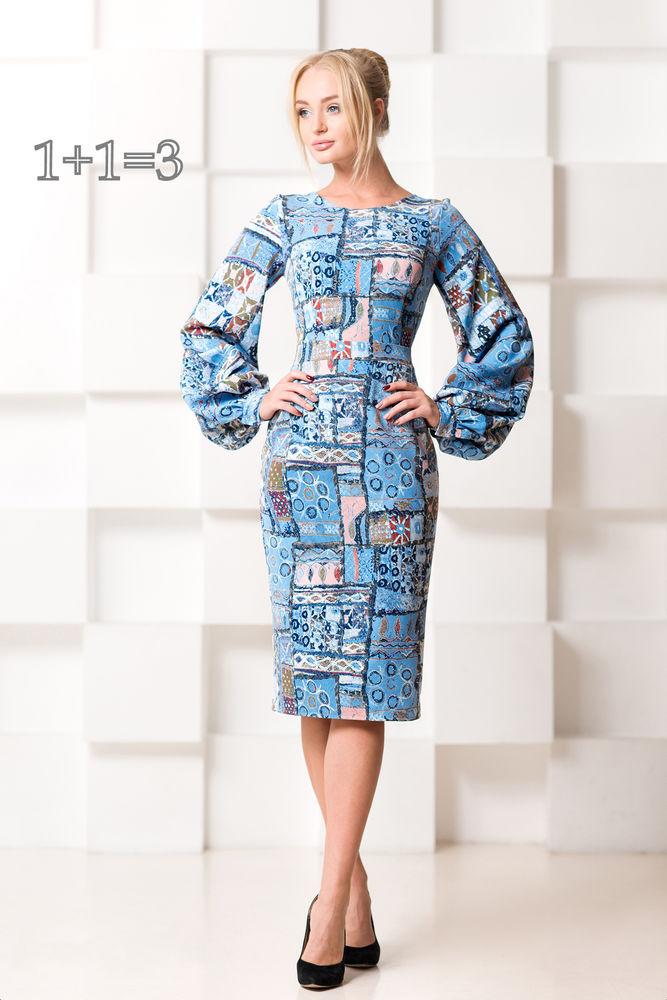 платье в подарок, акция на платья