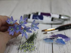 Самые необходимые материалы и инструменты для керамической флористики. Ярмарка Мастеров - ручная работа, handmade.
