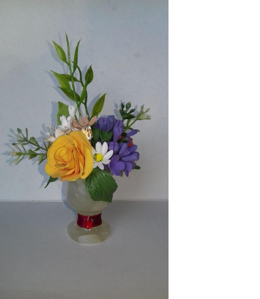 конкурс, конфетка, цветы ручной работы