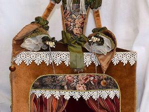 Авторская кукла Театр кукол. Ярмарка Мастеров - ручная работа, handmade.