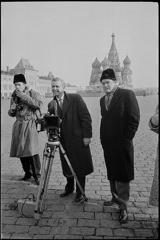 Lessing30 Москва 1958 года в фотографиях Эриха Лессинга