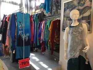 Распродажа платьев за 3980 руб.! блузок натуральный шелк. Батик — 70% !. Ярмарка Мастеров - ручная работа, handmade.