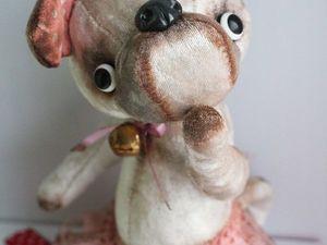 Аукцион на Принцессу Мопс. Ярмарка Мастеров - ручная работа, handmade.
