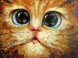 Мартовская кото-выставка