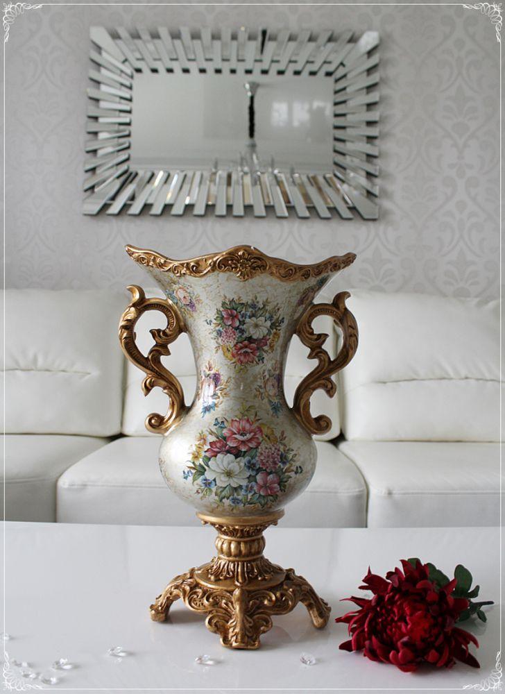 новость магазина, вазы, классический стиль