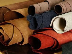 Скоро в магазине новые поступления кожи.. Ярмарка Мастеров - ручная работа, handmade.