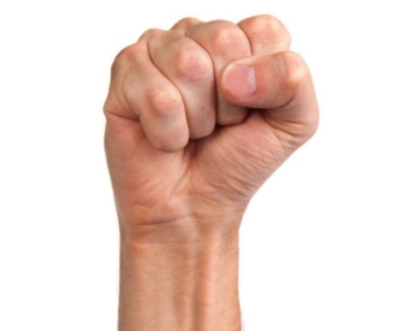 мушти-мудра, mushti-mudra, мудры, исцеление мудрами, йога для рук