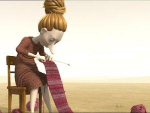 Для тех, кто вяжет ! Последняя петля The last knit. Ярмарка Мастеров - ручная работа, handmade.