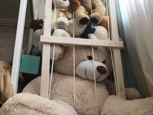 Наша мебель в интерьере. Клетка для игрушек.. Ярмарка Мастеров - ручная работа, handmade.