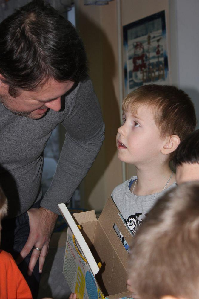 подарки детям, доброта, культура