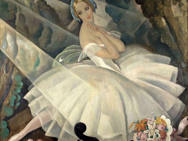 Удивительные картины Gerda Wegener | Ярмарка Мастеров - ручная работа, handmade
