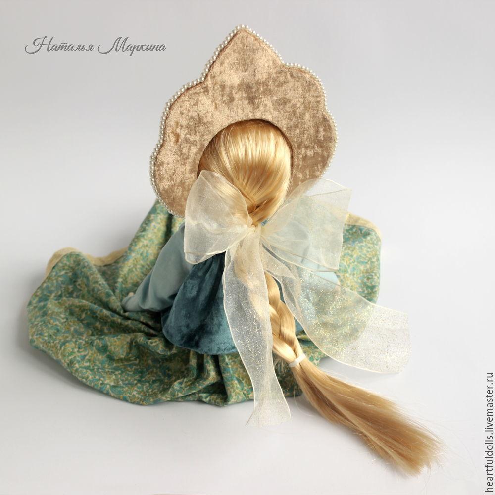 Шьем текстильную куклу Аленушку, фото № 45