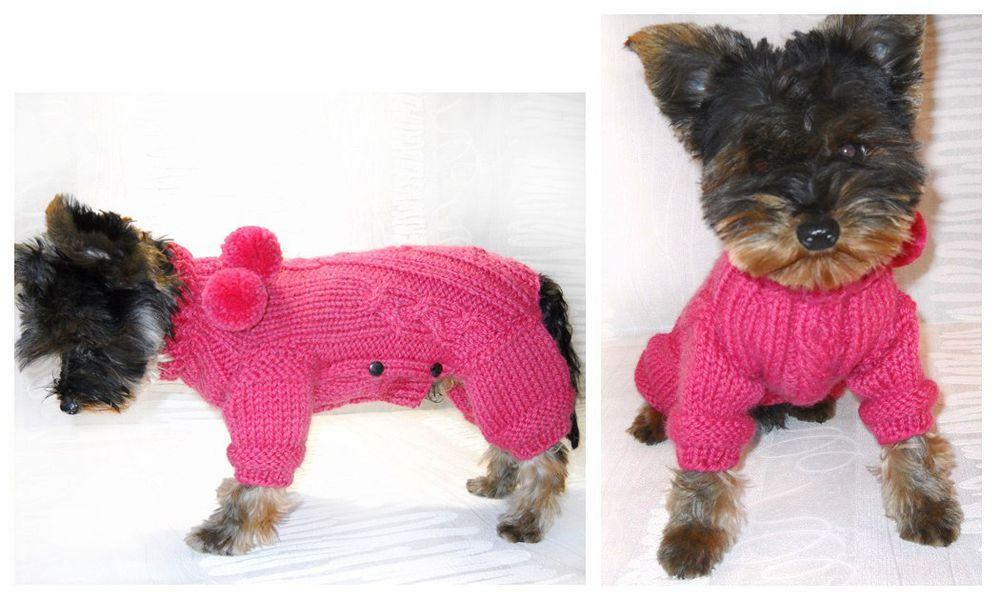 Носочки для маленьких собак. : Вязание - Форумы SAY7 - fo