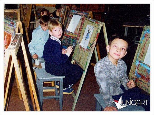 уроки живописи, творческая мастерская, художественная школа, живопись своими руками
