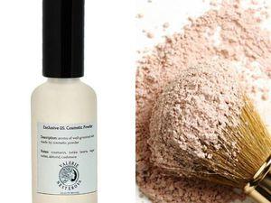 История создания аромата Exclusive 05. Cosmetic Powder | Ярмарка Мастеров - ручная работа, handmade