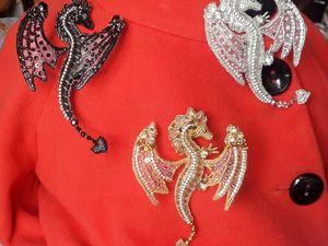 А какие бывают драконы?. Ярмарка Мастеров - ручная работа, handmade.