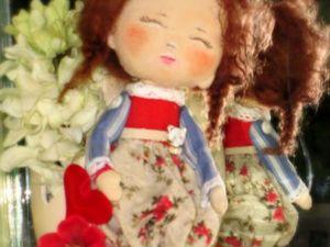 Фея снов. куклы от Милы Корнева. Ярмарка Мастеров - ручная работа, handmade.