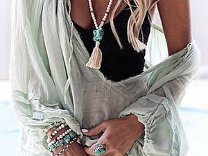 Three Must-Haves for a Boho Look. Livemaster - handmade
