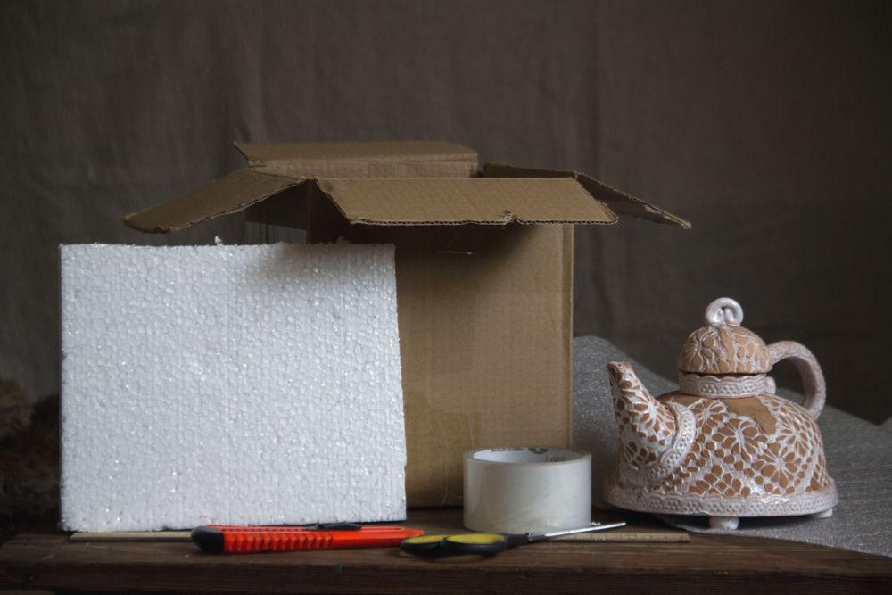 даставка керамики