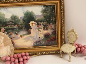 ОКОНЧЕН Аукцион на старинные фарфоровые чайные пары. Ярмарка Мастеров - ручная работа, handmade.