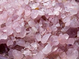 Магические свойства и происхождение розового кварца. Ярмарка Мастеров - ручная работа, handmade.