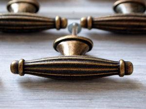Товар дня 22 августа со скидкой 50% - 12 мебельных ручек за 900 рублей!. Ярмарка Мастеров - ручная работа, handmade.