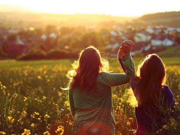 Эстафета дружбы