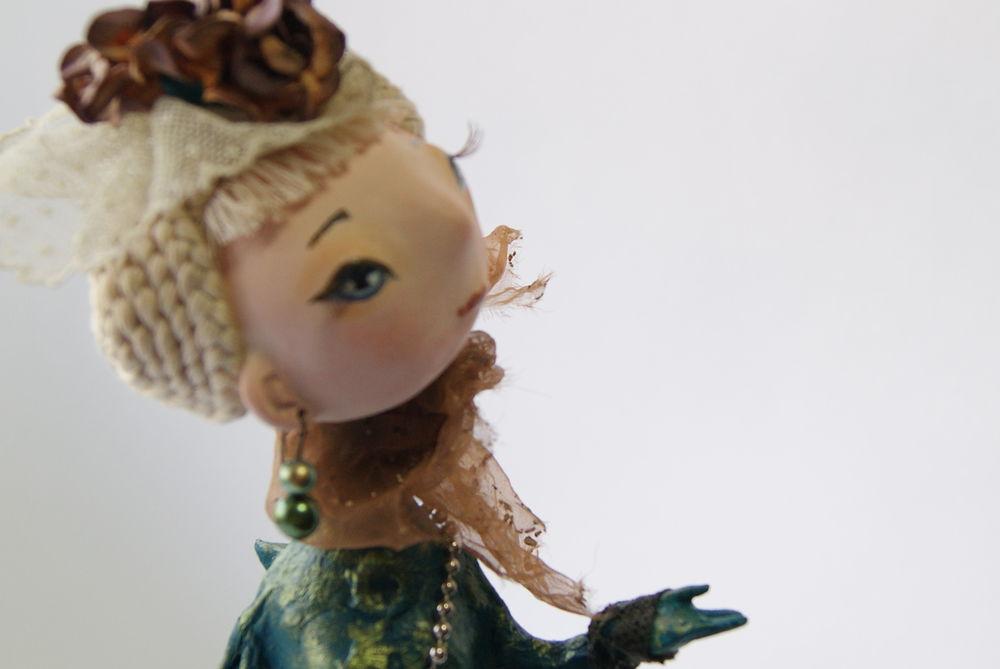 кукла талисман