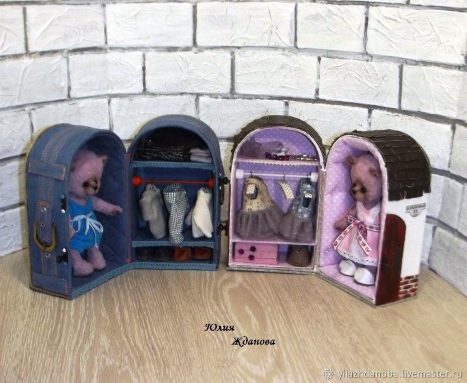 домик для мишки