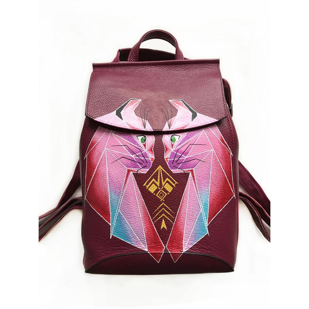 распродажа рюкзаков, сумка с рисунком