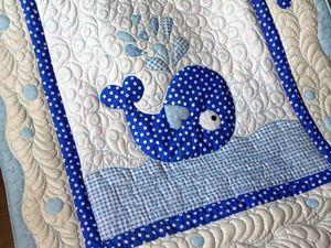 Приглашаю на аукцион: Детское одеяло
