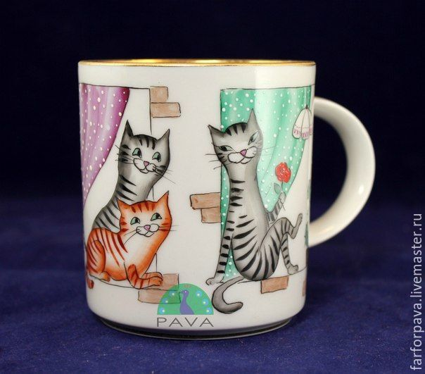 mugs porcelain