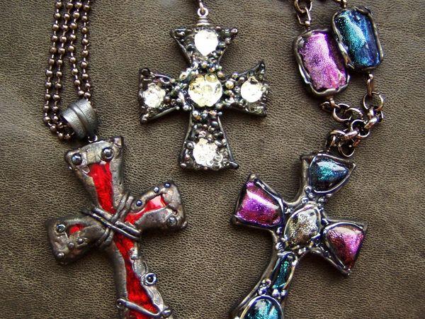 Новая коллекция Крестов! | Ярмарка Мастеров - ручная работа, handmade