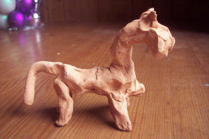 Лошадка (возможно это даже Дракон)