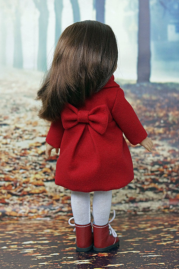 одежда на кукол