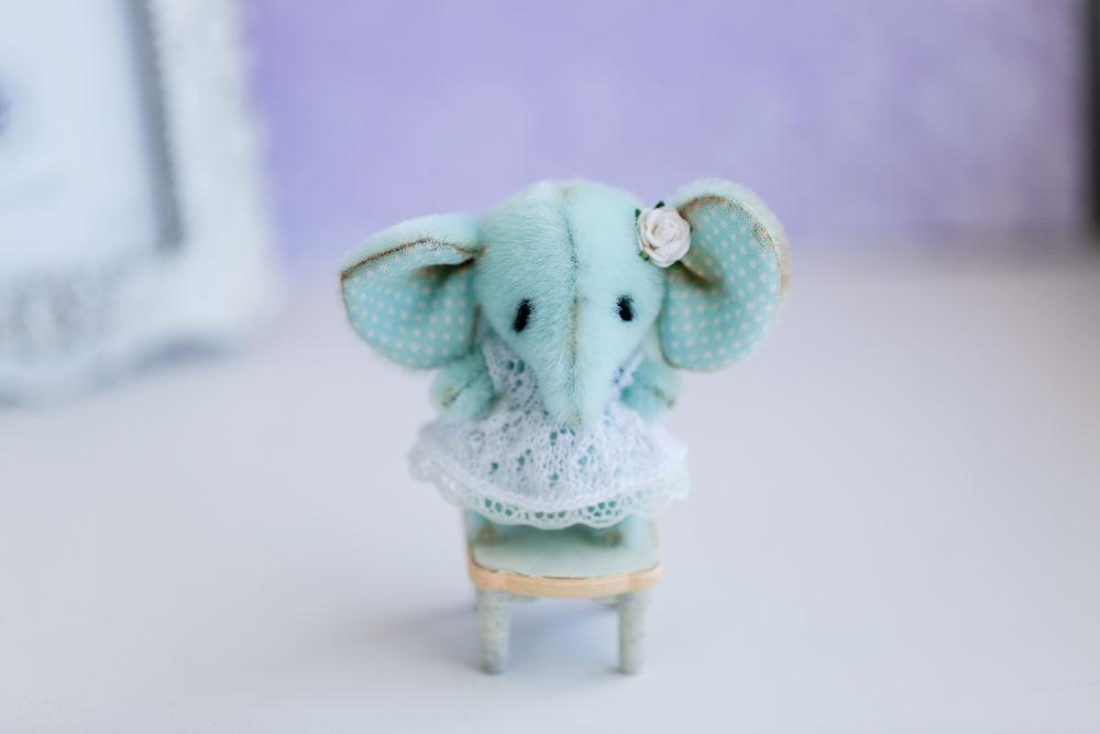 слоник тедди, друг