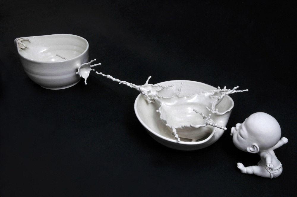До чего дошел прогресс, или Необычная керамика в работах современных авторов, фото № 35