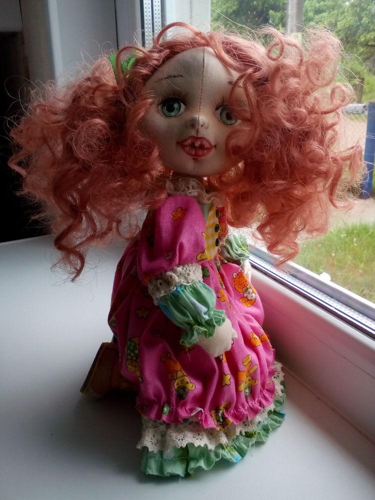 история куколки
