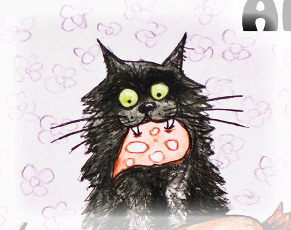 коты, коты и кошки, календарь, календарь 2018, распродажа, акция, новый год, новый год 2018, новогодний подарок, канцелярия, юмор, для кошатников
