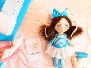 Аукцион на куклу !!!. Ярмарка Мастеров - ручная работа, handmade.