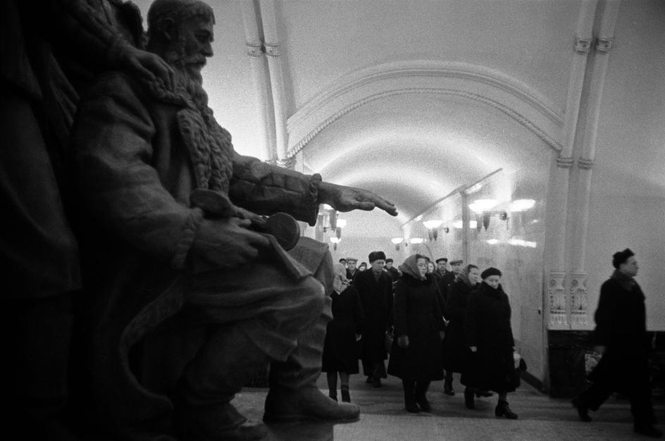 Lessing46 Москва 1958 года в фотографиях Эриха Лессинга
