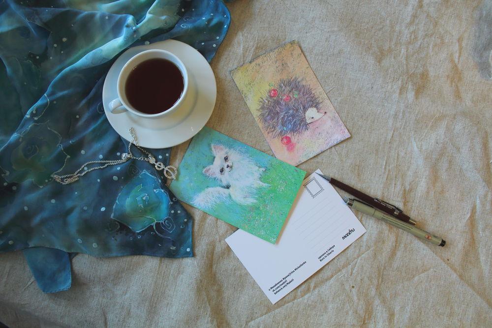 открыточки, волшебство