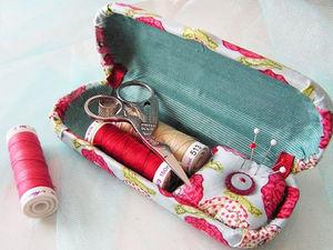 Органайзер рукодельницы — удобная система хранения инструментов, материалов и фурнитуры. Ярмарка Мастеров - ручная работа, handmade.