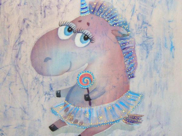Девочка Единорожка | Ярмарка Мастеров - ручная работа, handmade