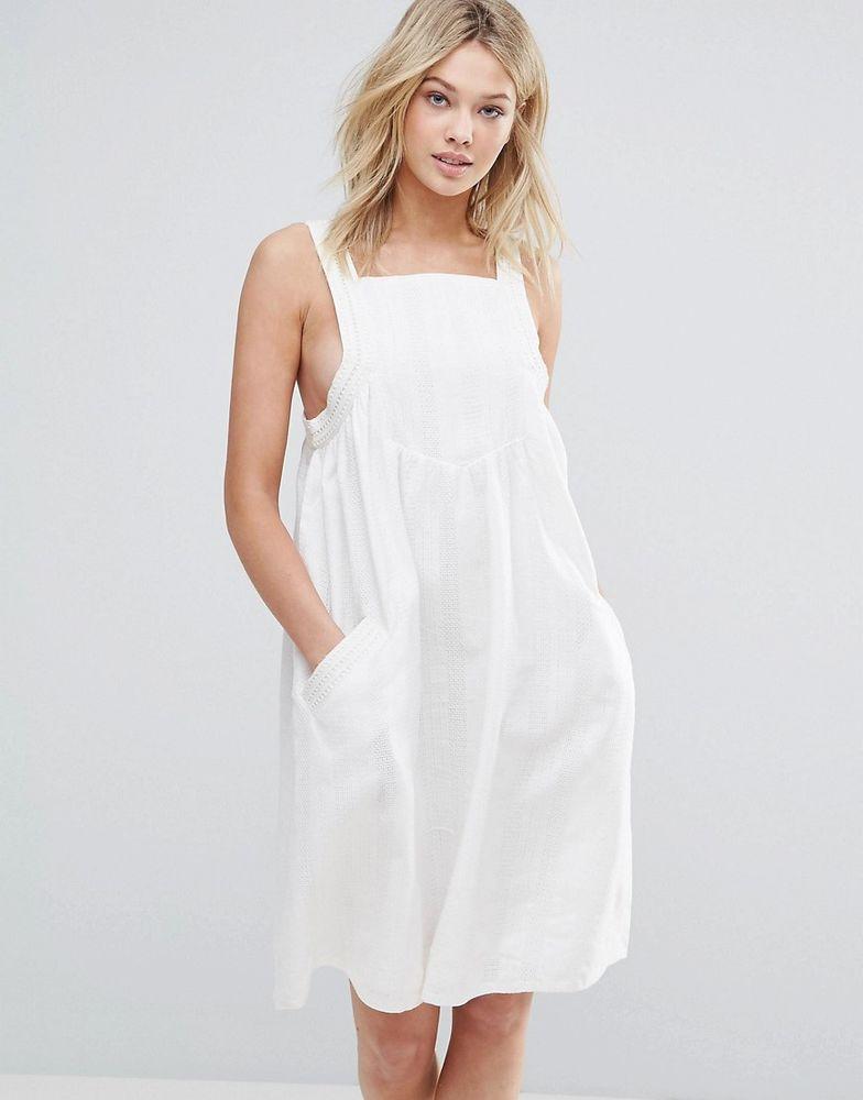 Белое бохо, или Шикарная одежда для королевы летнего пляжа, фото № 107