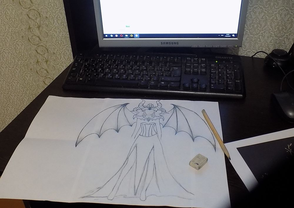 крылья, тематический костюм