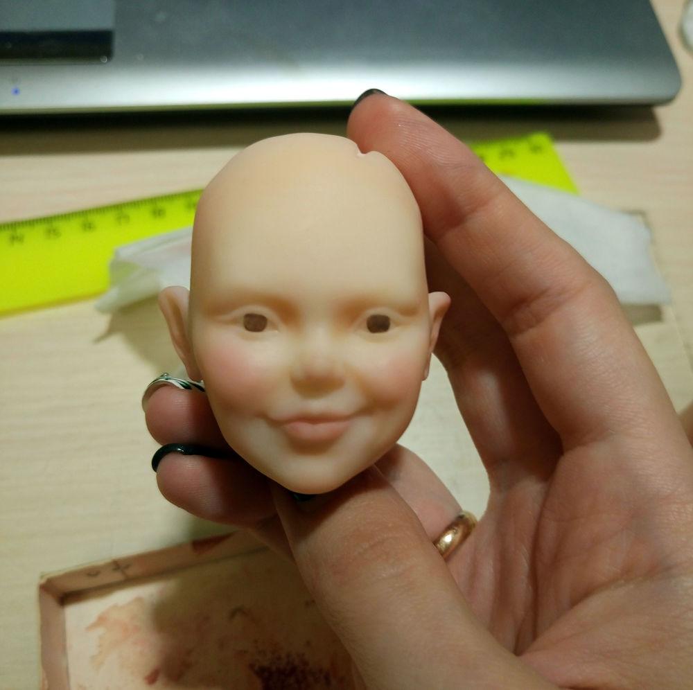 авторская кукла, процесс создания
