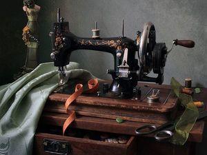 Любыми путями за швейной машинкой. Ярмарка Мастеров - ручная работа, handmade.