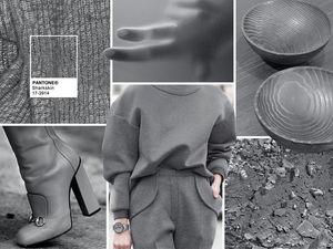 Неотразимый серый: игра тканей, оттенков и сочетаний с другими цветами. Ярмарка Мастеров - ручная работа, handmade.